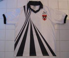 Austria 1990-92 Puma Home
