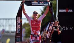 Daniela Ryf gana su tercer Mundial Ironman 70.3