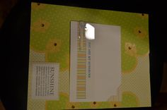 8x10 Layout 'You Are My Sunshine by UniquelyJ on Etsy, $13.00