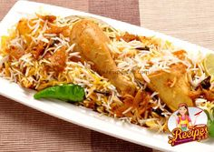 Pulao is a traditional dish of Pakistan. Mostly this bihari pulao is made on special occasions. Try this pulao at home and enjoy the delicious taste of it. Ingredients 1 kg chicken or 16 pieces of chicken 2 tbsp ginger paste 2 tbsp garlic paste 20 grinded green chilies 2 grinded raw onion 1 tbsp grinded poppy ...