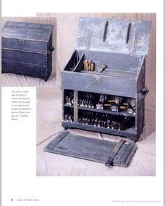 Dutch tool chest