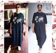 Shikha Vinit # Sonam Kapoor # casual look # innovation # tunic # Bollywood closer # fashion