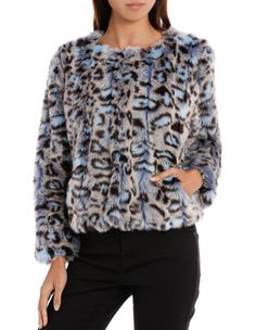 Women's Coats & Jackets | Shop Women's Coats & Jackets Online | MYER Print Jacket, Fur Jacket, How To Roll Sleeves, Black Blazers, Jackets Online, Coats For Women, Women's Coats