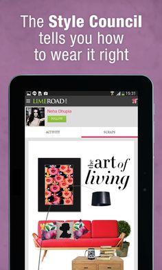 LimeRoad Online Shopping - screenshot