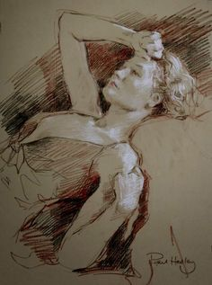 "Képtalálat a következőre: ""Paul Hedley"" Figure Painting, Figure Drawing, Painting & Drawing, Life Drawing, Drawing Sketches, Art Drawings, Drawing Ideas, Art Graphique, Art Sketchbook"