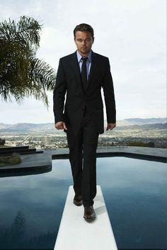 Leonardo DiCaprio by Nigel Perry
