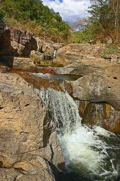Cascadas del Rio Sapo, Morazan