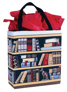 Book Gift Bag re-pinned by: http://sunnydaypublishing.com/books/