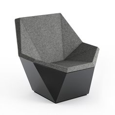 Washington Prism Lounge Chair by David Adjaye   Knoll   $10,100