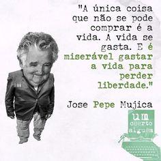 Trecho do Depoimento de José Pepe Mujica para o Documentário Human, disponível no Google Play de Graça!