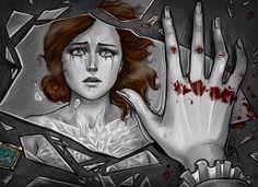 Triss Merigold by Anastasia Kulakovskaya (Witcher)