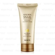 Buy SKIN79 Golden Snail Intensive Cleansing Foam at YesStyle.com! Quality products at remarkable prices. FREE WORLDWIDE SHIPPING on orders over CA$45.