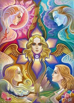 Elements:  Angels of the #Elements.