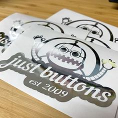 justbuttons/juststickers (@justbuttons) • Instagram photos and videos