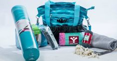 GRS Products Yoga Essential Pack Giveaway #yogaset