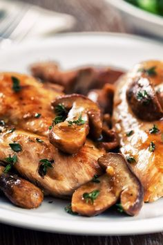 Skinny Chicken Marsala Recipe - 7 Weight Watchers SmartPoints