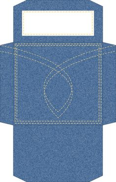 jeans pocket envie to print out