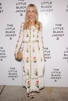 Poppy Delevigne, veryfirstto.com Luxforecast Connoisseur, at the Chanel party.