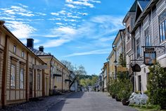 Idyllic - Idyllic Naantali, old town parts. Midnight Sun, Old Town, Finland, Countries, Cities, Travel, Old City, Trips, City
