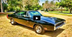 Laser Sharp 1970 Dodge Charger 440 R/T in Great Health