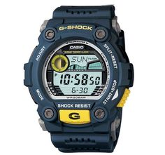 G-Shock รุ่น G-7900-2DR รายละเอียด นาฬิกาข้อมือสำหรับผู้ชาย แข็งแรงทนทาน…
