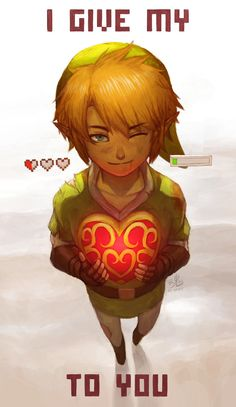 I Give My Heart to You | Link by Ry-Spirit