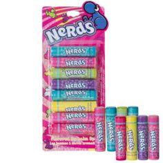 Wonka Nerds Lip Balm 8ct
