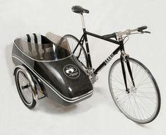 Reinventando el sidecar: Scandinavian Side Bike