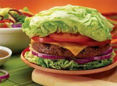 Image result for low carb burger