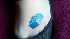 lego tattoo- getting this for Evan