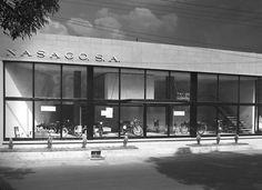 Local de Exhibición 1956  México, D.F.  Arq. Antonio Attolini