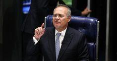 "osCurve Brasil : Para Renan, impeachment sem provas tem ""outro nome..."
