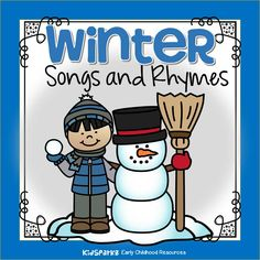 Preschool winter songs and rhymes