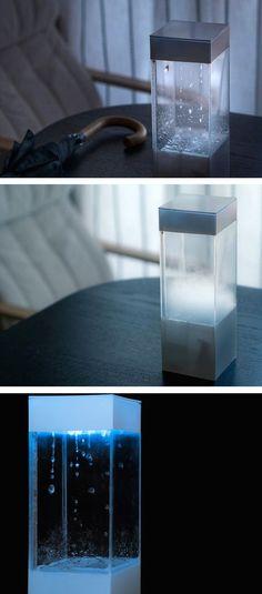 Tempescope weather forecast | design | tech | minimalist design | sleek tech