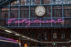 tracy emin i want my time with you st pancras - Yahoo Search Results
