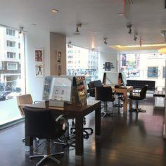 Cutler Salon, NYC