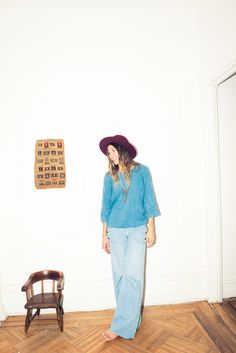 """""""It sounds so trite but, I have become obsessed with ease."""" http://www.thecoveteur.com/ulla-johnson-designer/"""