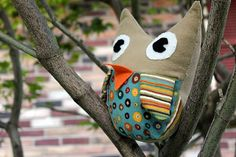 owlStuffie by stephchows, via Flickr