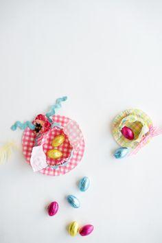EasterHat Favors DIY