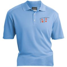Nike® Dri-Fit Polo Shirt (Kh Kd on front)