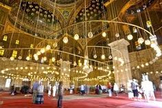 visit Mohamed Ali Mosque with all tours egypt