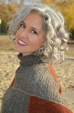 Curly Gray Hair - Yahoo Image Search Results