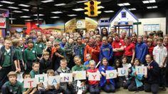 Lemonade Day Philanthropy Fair Indianapolis, Indiana  #Kids #Events