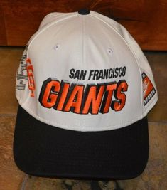 20dff3c72ef2b Mens  NIKE SPORTS SAN FRANCISCO GIANTS White Adjustable Hat One Size Fits  All  fashion  clothing  shoes  accessories  mensaccessories  hats (ebay  link)