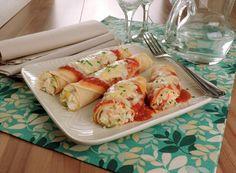 À procura de uma massa deliciosa para fazer no almoço? Invista então nessa receita de panqueca de frango com palmito e conquiste muitos elogios da família!