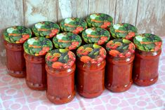Spaghetti, Ketchup, Preserves, Salsa, Recipies, Food And Drink, Jar, Homemade, Cooking