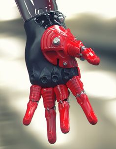 Robotic Hand via Le Manoosh Android Robot, Draw Tips, Character Concept, Concept Art, Armor Concept, Character Art, Science Fiction, Le Manoosh, Iron Man
