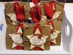 Kreativ am Deich : ...schon wieder eine Tee-Verpackung mit kleiner Anleitung....mit Envelope Punch Board....