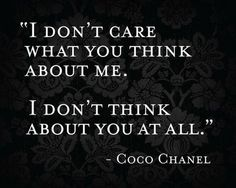 -Coco Chanel -Coco Chanel by louellaa