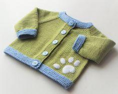 Baby bird sweater organic merino wool sweater knitted baby